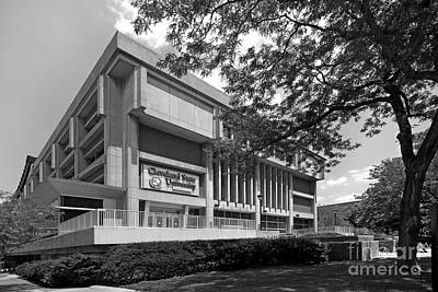 Clemson Photograph - Cleveland State University Center by University Icons