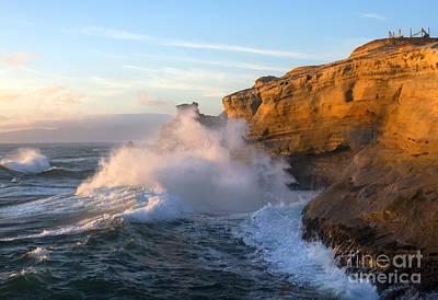 Cliffs Of Kiwanda Original by Mike Dawson