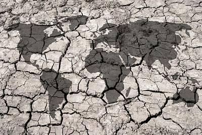 Climate Change Print by Victor De Schwanberg