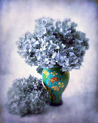 Soft Digital Art - Cloisonne  by Jessica Jenney