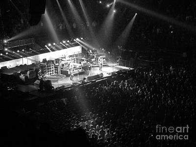 Pearl Jam Photograph - Closing The Spectrum by David Rucker