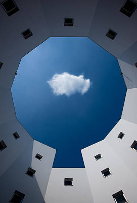 Perspective Photograph - Cloud by Sobul