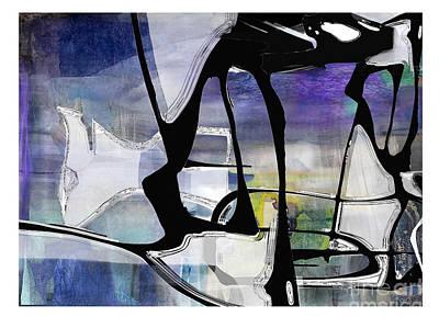 Clouds Print by Airton Sobreira
