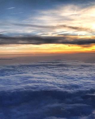 Michael Fitzpatrick Photograph - Clouds by Michael Fitzpatrick
