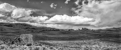 Quiet Prairie Original by Jon Glaser