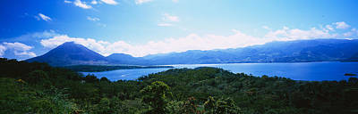 Tropical Climate Photograph - Clouds Over A Volcano, Arenal Volcano by Panoramic Images