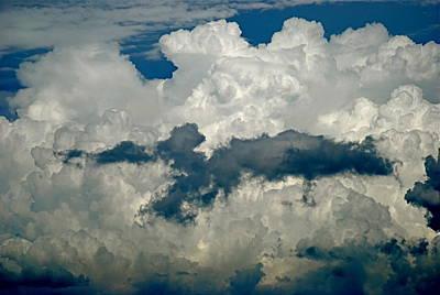 Cloudy Enterprise Original by Marc Levine