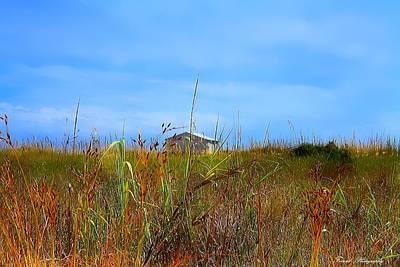 Gulf Photograph - Club House by Debra Forand