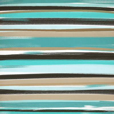 Ducks Painting - Coastal Classic by Lourry Legarde