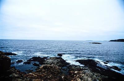 Coastal Maine Photograph - Coastal Scene 1 by Jeremy Herman