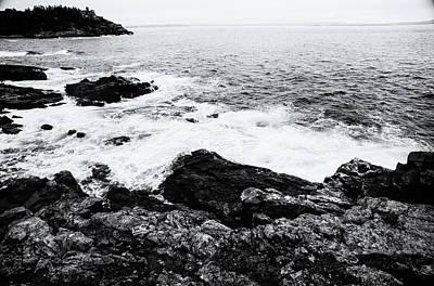 Coastal Maine Photograph - Coastal Scene 6 by Jeremy Herman