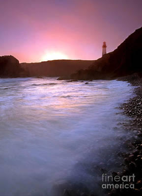 Cobble Beach Sunset Original by Mike  Dawson