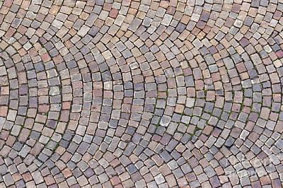 Cobblestones Print by Michal Boubin