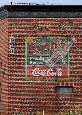Coca Cola  Print by Viktor Savchenko