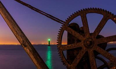 Cogwheel Framing Print by Semmick Photo