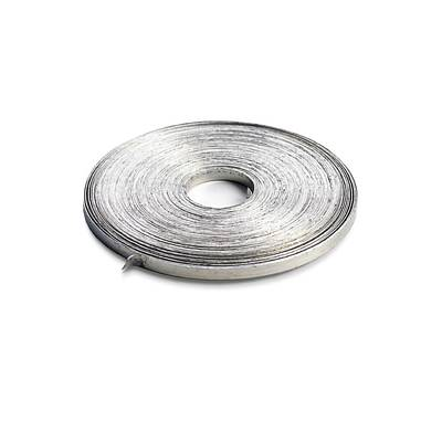 Coil Of Magnesium Ribbon Print by Science Photo Library