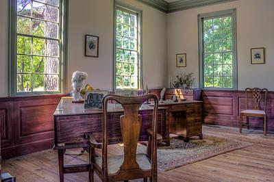 Statesmen Digital Art - Colonial Elegance by Rob Sellers
