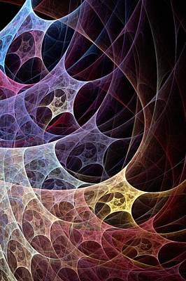 Color Web Print by Anastasiya Malakhova