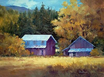 Painting - Colorado Color by Tina Bohlman