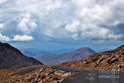 Nature Ers Photograph - Colorado Long And Winding Road by Janice Rae Pariza