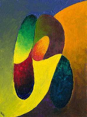 Representative Abstract Painting - Abstraction by Kd Neeley