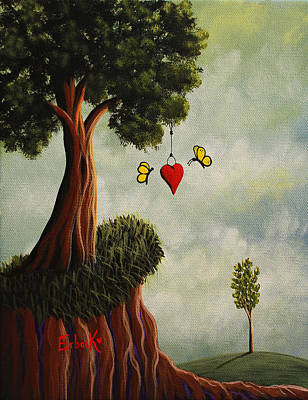 Heart Painting - Decorative Paintings by Shawna Erback