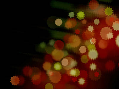 Fireworks Display Painting - Colorful Lighting by Lanjee Chee