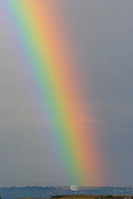 Red Photograph - Colorful Rainbow To Communicate by James BO  Insogna