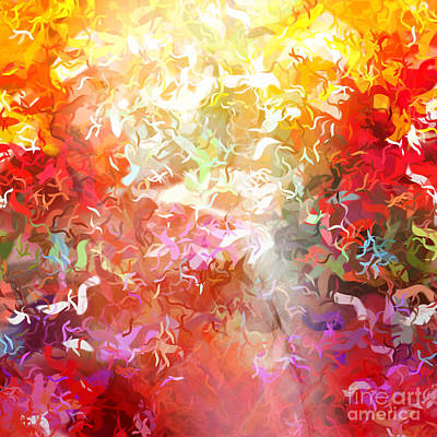 Colorplay 9 Print by Artwork Studio