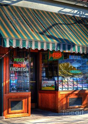 Storefront Photograph - Colors Of Cincinnati 4 by Mel Steinhauer