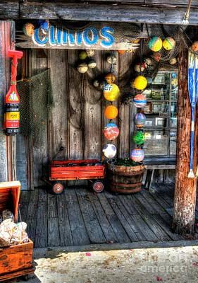 Curios Photograph - Colors Of Key West 5 by Mel Steinhauer
