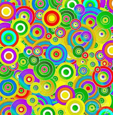 Colors Print by Stefano Senise