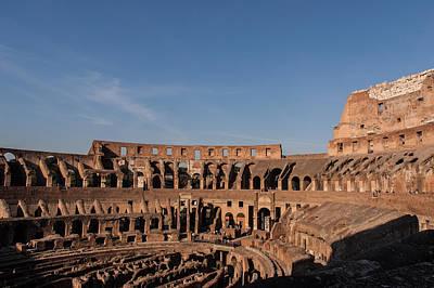 Colosseum Print by Andrea Mazzocchetti