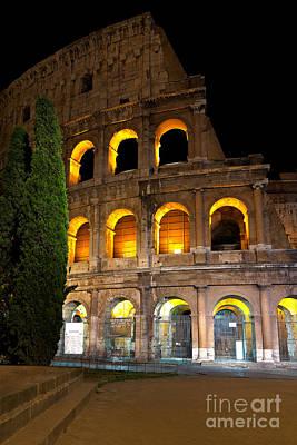 Colosseum Print by Francesco Emanuele Carucci