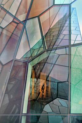 Grid Photograph - Colour Mosaic by Jure Kravanja