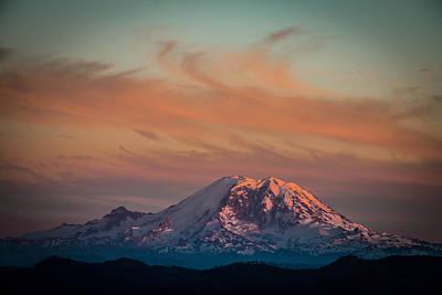 Beautiful Vistas Photograph - Columbia Crest by Ryan McGinnis