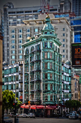 Francis Ford Coppola Photograph - Columbus Tower In San Francisco by RicardMN Photography