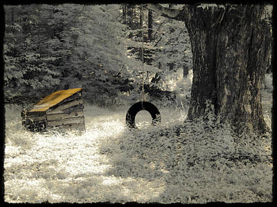 Western Ma Photograph - Come Out And Play by Luke Moore
