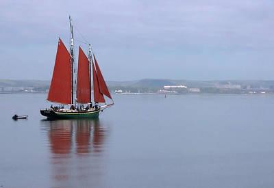 Come Sail Away Print by Karol Livote