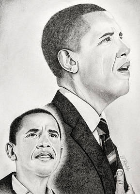 Commander In Chief Print by Timothy Gaddy