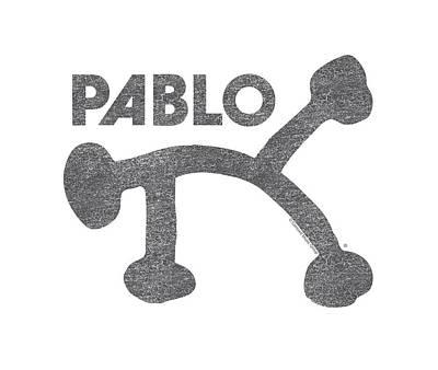 Concord Digital Art - Concord Music - Retro Pablo by Brand A