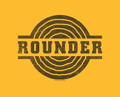 Concord Digital Art - Concord Music - Rounder Distress by Brand A
