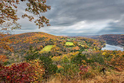 Litchfield County Landscape Photograph - Connecticut Country by Bill Wakeley