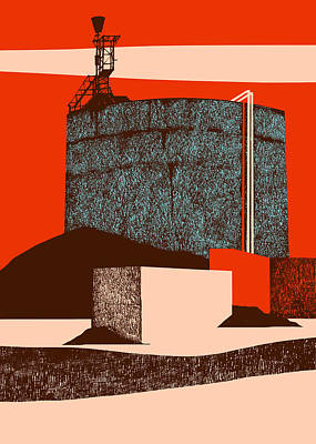 Container Print by Eliza Southwood