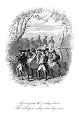 Continental Army Band Print by Granger