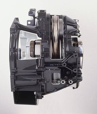 Continuously Variable Transmission Print by Dorling Kindersley/uig