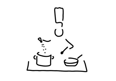 Fries Drawing - Cook Gourmet Cooker by Lineamentum