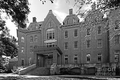 Photograph - Cornell College Bowman Carter Hall by University Icons
