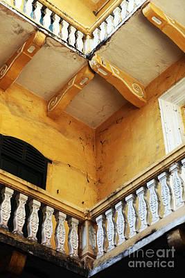 Caribbean Corner Photograph - Corners In Cartagena by John Rizzuto