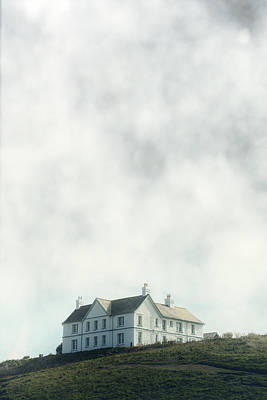 Cornish Manor Print by Joana Kruse